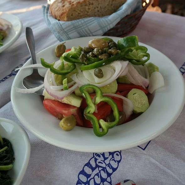 Greek Salad @ Chios