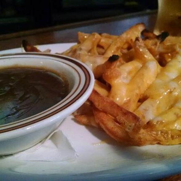 Gravy Cheese Fries