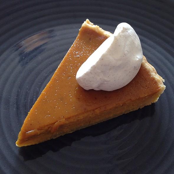 Pumpkin Pie @ Chulo