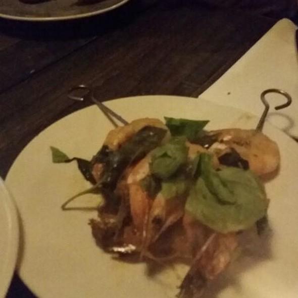Shrimps @ Ombra Salumi Bar