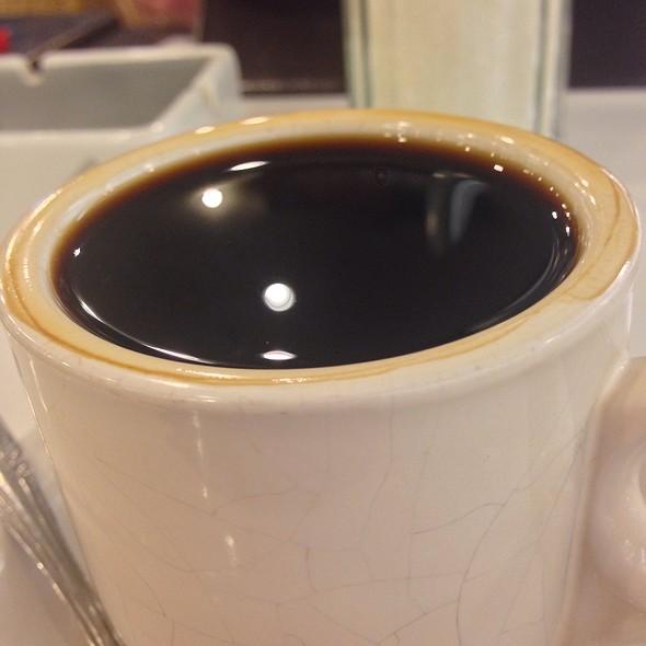 Black Coffee @ Kok Tong