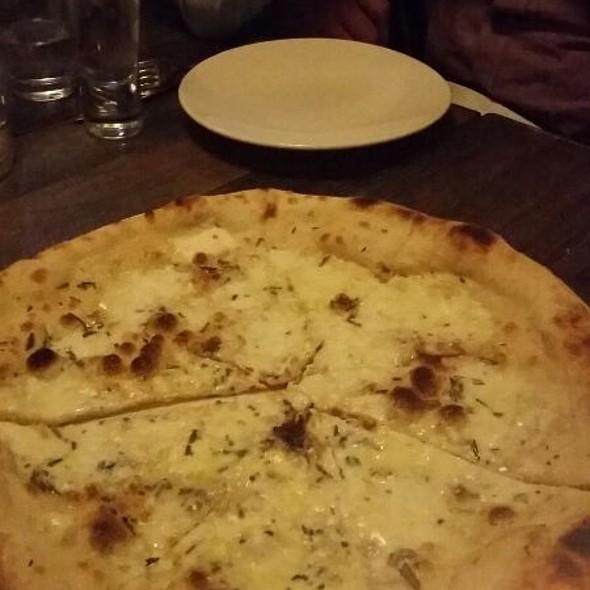 Pizza Bianca @ Ombra Salumi Bar