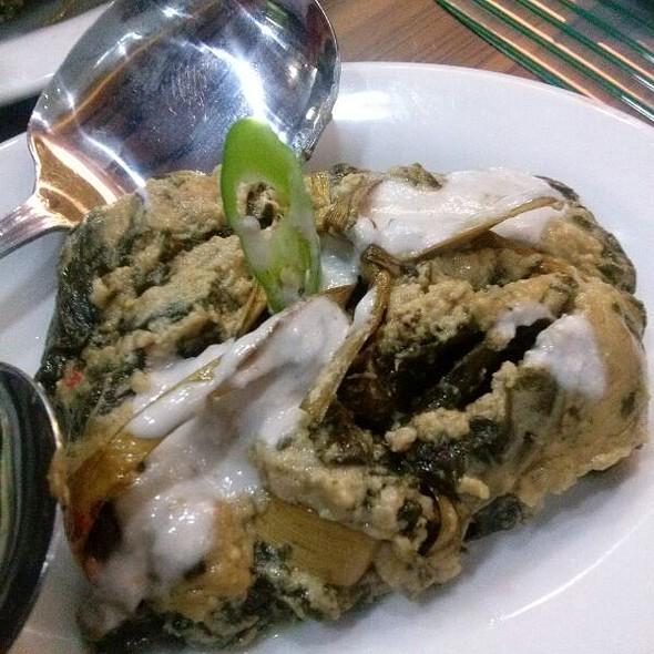 Pinangat @ 1st Colonial Grill