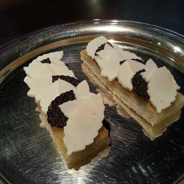 Truffle Toast @ Momofuku Seiōbo