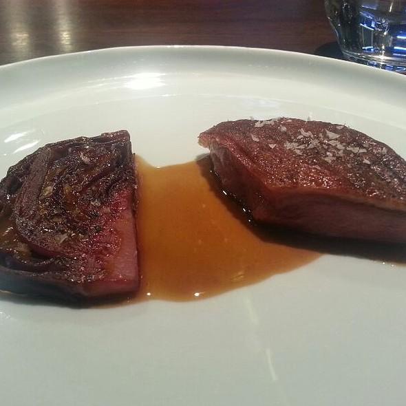 Duck, Barbecue Cabbage @ Momofuku Seiōbo