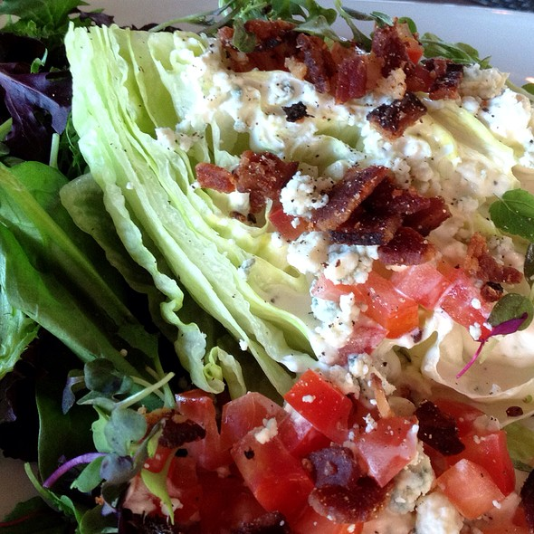 Wedge Salad - Escena Lounge & Grill, Palm Springs, CA