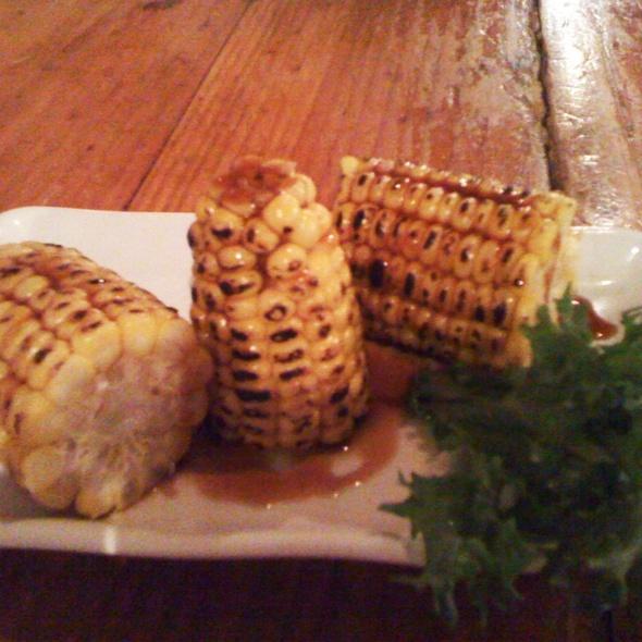 Grilled Corn @ Kenka