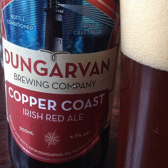 Dungarvan Brewing Co Copper Coast Red Ale