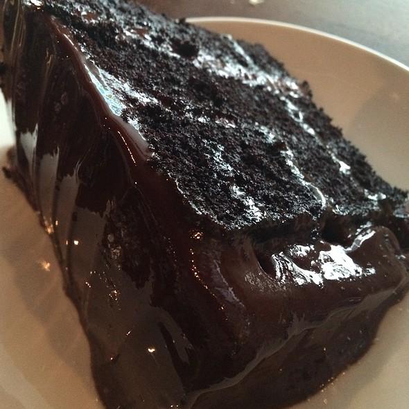Salted Caramel Chocolate Cake  @ Wildflour Cafe + Bakery, Salcedo Village ,Makati