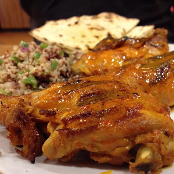 Half chicken @ Portucal Peri Peri Flame Grilled Chicken
