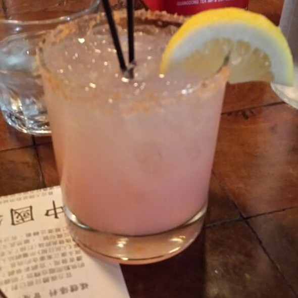 Bloodlust Margarita