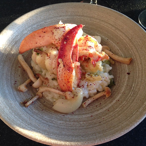 Poached Lobster - Chebeague Island Inn, Chebeague Island, ME