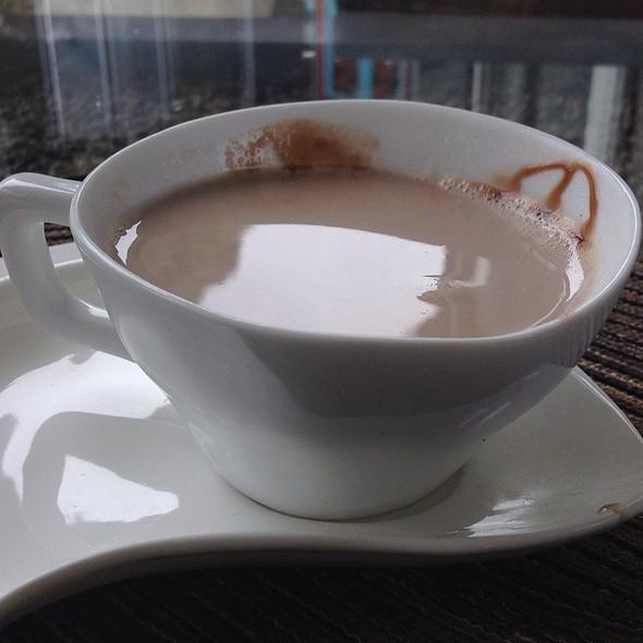 Hot Chocolate @ Dantica Lodge
