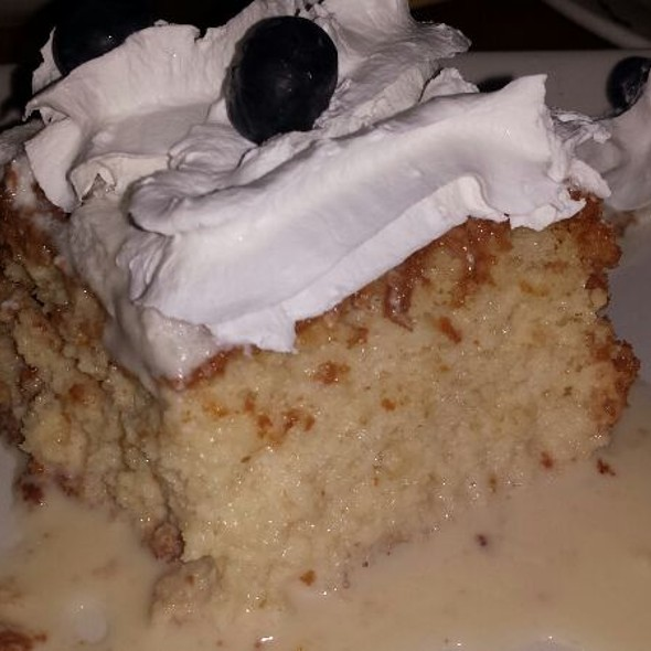 Tres Leches.