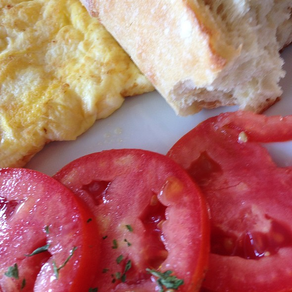 Chantal's Omelete With Brie