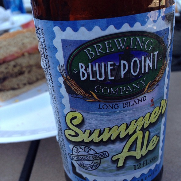 Blue Point Summer Ale @ Casa