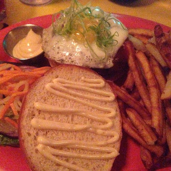 Chori Burger @ Jeepney