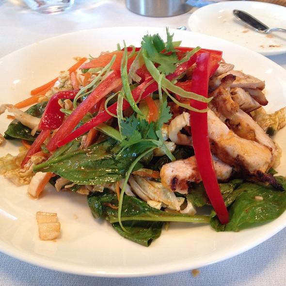 Thai Chicken Salad - Bloomington Chop House, Bloomington, MN