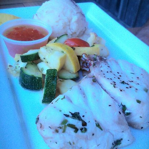 Red Snapper Special - The Reef of St. Augustine, St. Augustine, FL