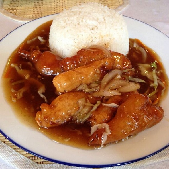 Chicken With Rice @ Xing Tian Hao