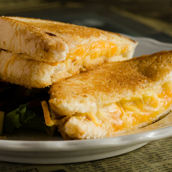 Grilled Cheese @ Sandrina's