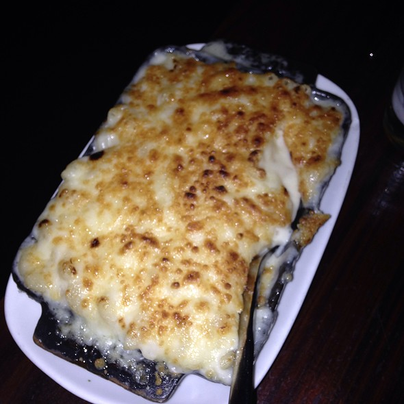 Mac and Cheese @ STK