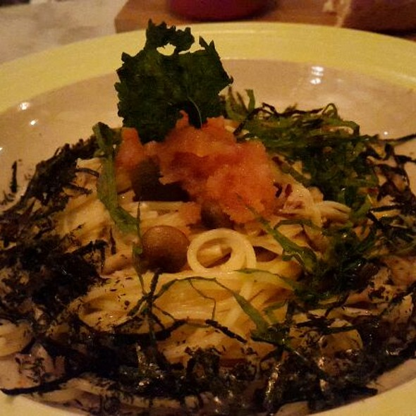 Pasta @ Aw Kitchen Plaza Senayan