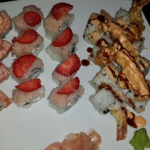 Sushi @ Kimiama