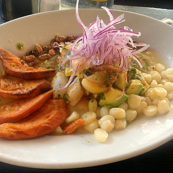 Kin Lui Ceviche - Cafe Secret, Del Mar, CA