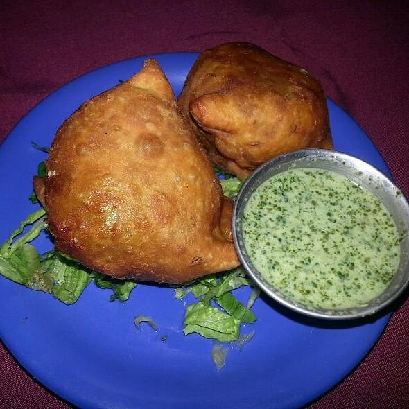 Samosa @ Himalayan Kitchen
