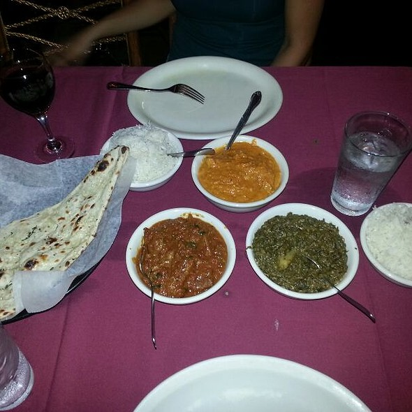The Spread @ Himalayan Kitchen