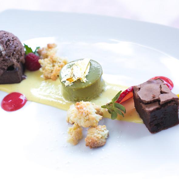 Mixed Dessert Platter - BICE - San Diego, San Diego, CA
