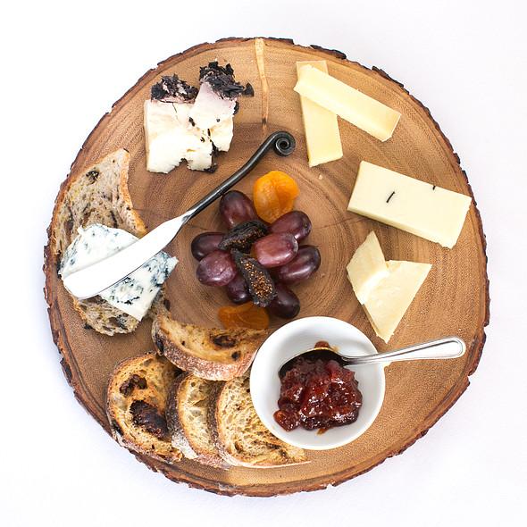 Imported Italian Cheeses & Tomato Jam - BICE - San Diego, San Diego, CA