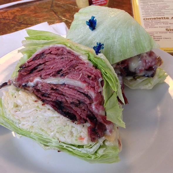 Pastrami Sandwich @ Tony's Deli & Restaurant
