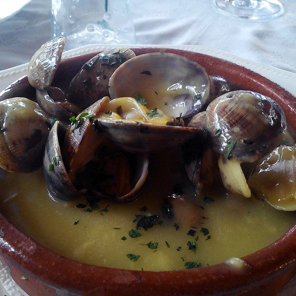 Marinara Clams @ La Langosta