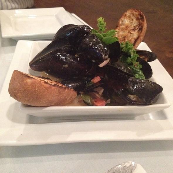 Mussels Piccata