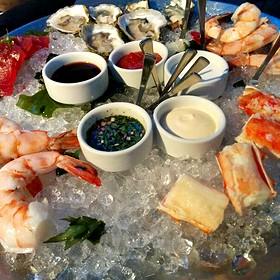 Seafood Sampler Platter