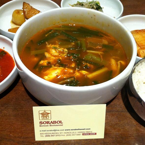 Yookgae Jang @ Sorabol Korean Restaurant