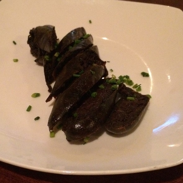 Blood Sausage @ Ole Tapas