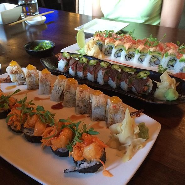 Signature Rolls - Seito Sushi, Orlando, FL