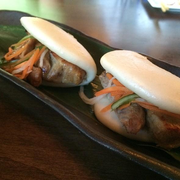 Pork Belly Bao Buns - Seito Sushi, Orlando, FL