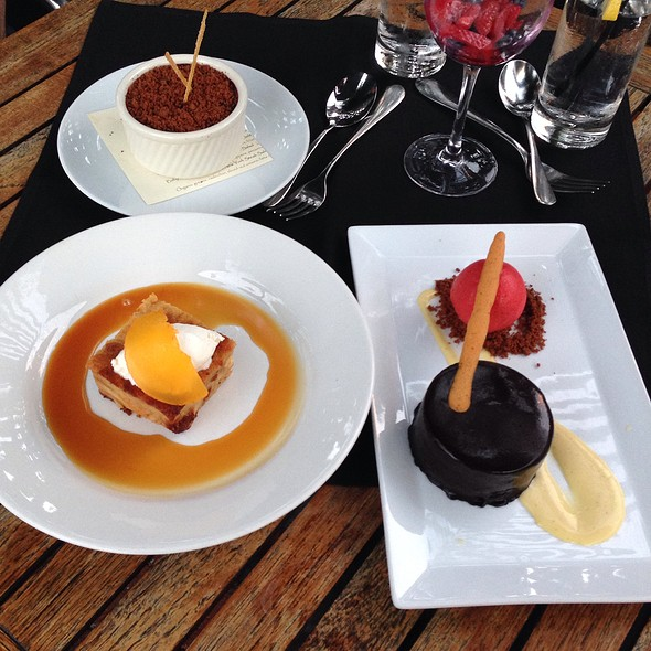 Array Of Delicious Desserts