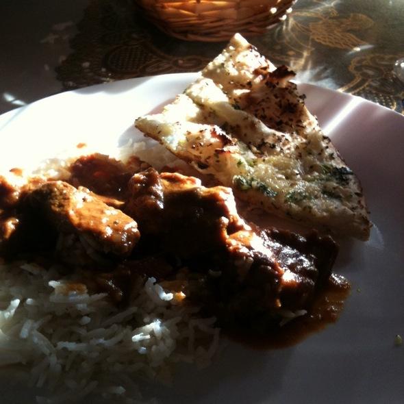 Lamb Tikki Marsala @ Maharaja Indian Restaurant