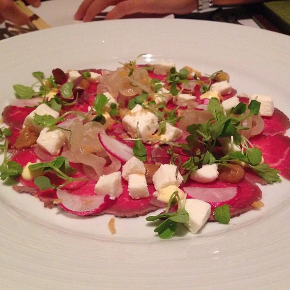 Beef Carpacio @ Roy's Waikiki