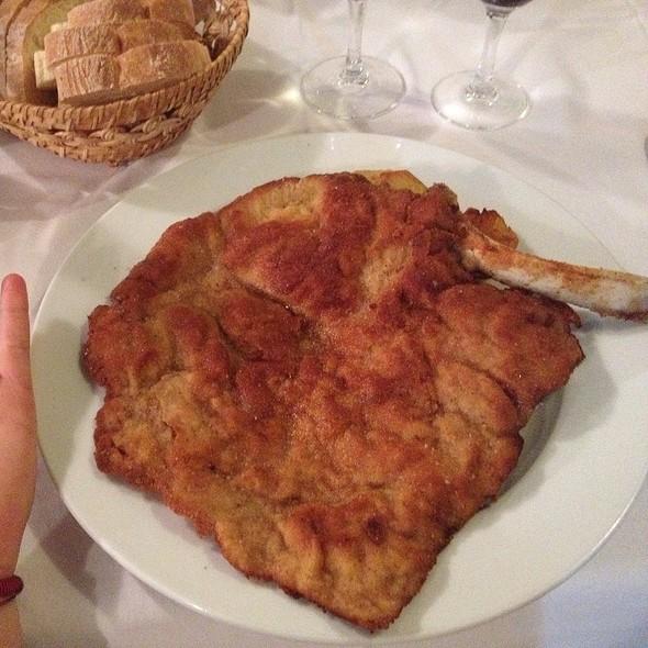 Cotoletta Alla Milanese E Patate @ L'Altra Isola