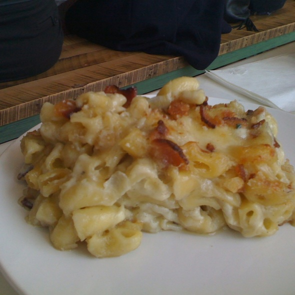 Bacon Mac 'n Cheese @ Olive & Thyme