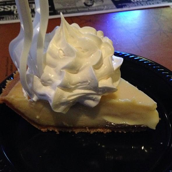 Key Lime Pie @ Southport Raw Bar