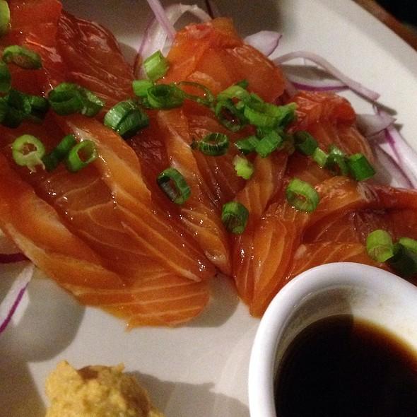 Patagonian Salmon Sashimi - Carmo, New Orleans, LA