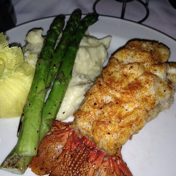 Lobster Tail - Steve Fields Steak and Lobster Lounge, Plano, TX