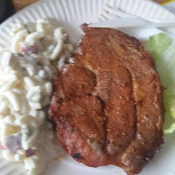 Grilled Steak Salad @ Jugendpark